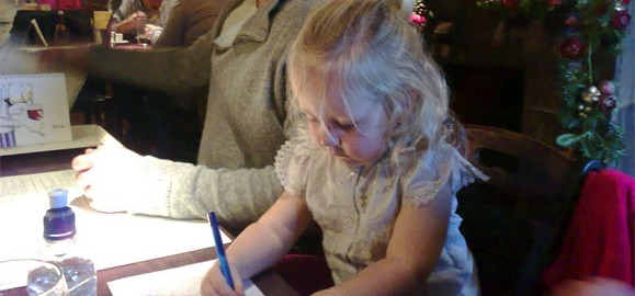 Pre writing skills - dougbelshaw