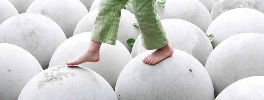 Walking on Spheres