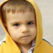 Serious Child