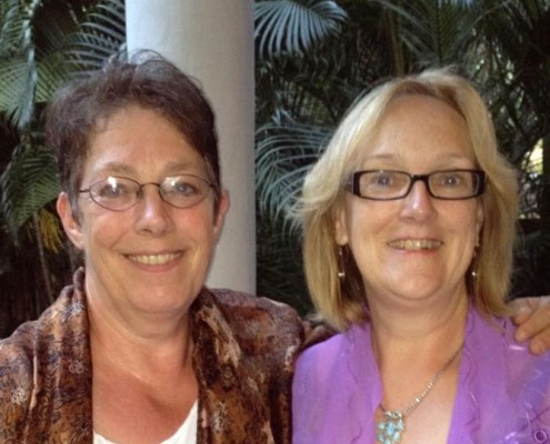Helle & Sonja – Sisters reunited after 40 years.